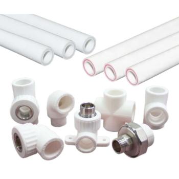 Полипропиленовые трубы и соединители